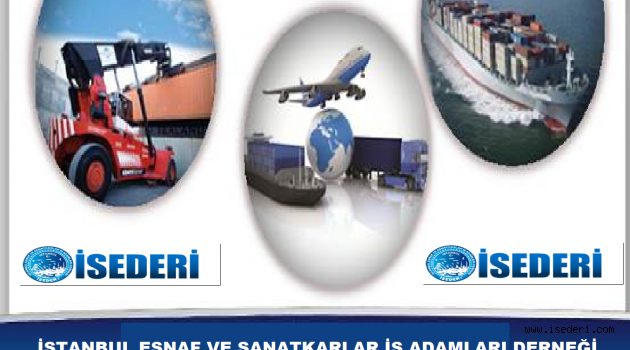 İSEDERİ IN THE GLOBAL TRADE ALL AROUND OF THE WORLD
