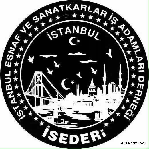 İSEDERİ TERÖRE LANET EDİYOR