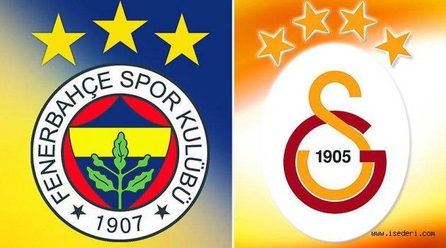 Fenerbahçe-Galatasaray maçının ilk 11'leri belli oldu