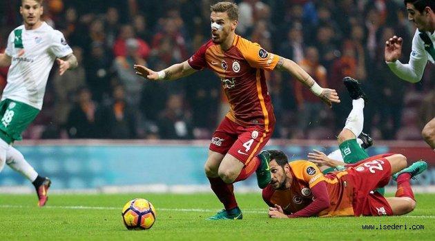Galatasaray'da Serdar Aziz şoku