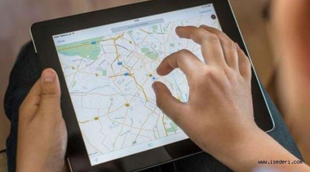 Google Haritalar için yeni beta versiyon!