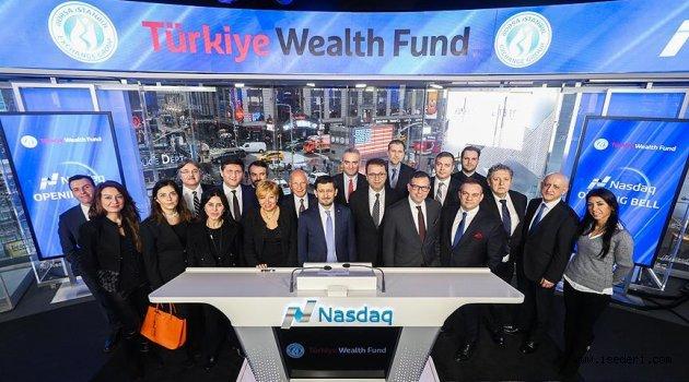 NASDAQ'da gong, Borsa İstanbul ve Türkiye Varlık Fonu için çaldı