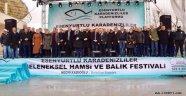ESENYURTLU KARADENIZLILER 2. GELENEKSEL HAMSİ VE BALIK FESTİVALİ