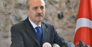 """Numan Kurtulmuş: AK Parti'nin yegane gücü milletin desteğidir"""""""