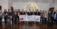 Türk ve Güney Koreli öğrenciler birlikte kazı yapacak